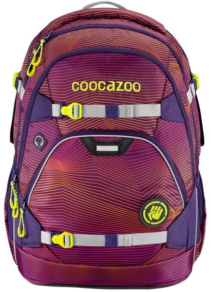 Coocazoo ScaleRale Soniclights Purple