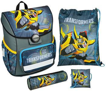 Scooli Cosmos Set Transformers Bumblebee