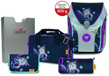DerDieDas ErgoFlex MAX Superflash Set Silver Shine