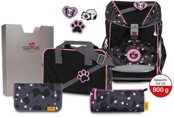 DerDieDas ErgoFlex Buttons Set Pink Panda