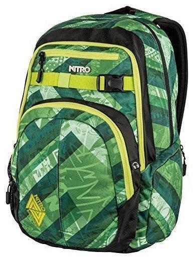 Nitro Chase wicked green