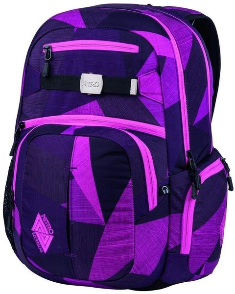 Nitro Hero fragments purple
