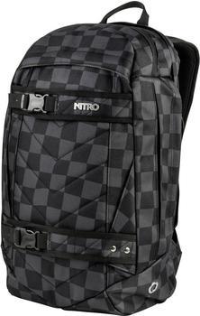 Nitro Aerial black checker