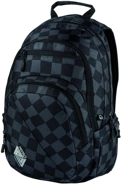 Nitro Stash Pack black checker