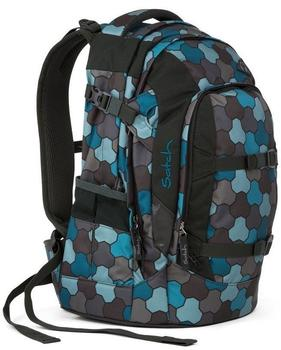 ergobag Satch Pack Ocean Flow