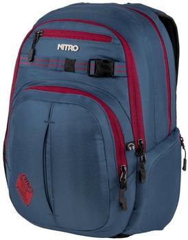 Nitro Chase blue steel