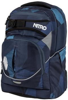 Nitro Superhero frequency blue