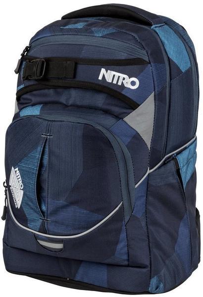 Nitro Superhero frequency blue