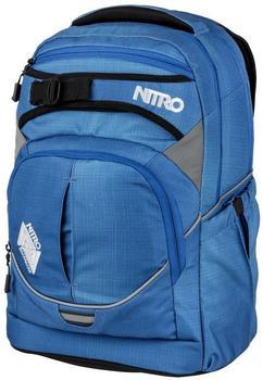Nitro Superhero blur brilliant blue