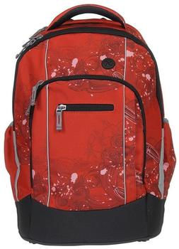 aa08bc123870c Fredys Syderf Syderf naps Schulrucksack Pacific Red