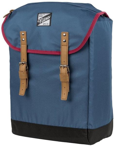 Nitro Venice Backpack blue steel