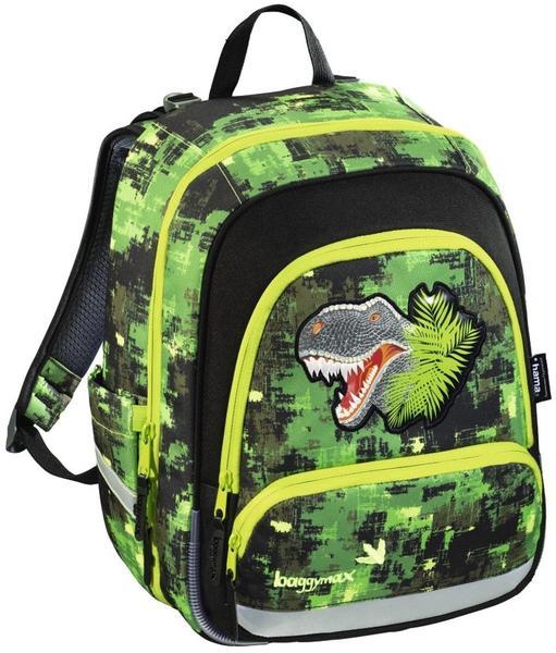 Baggymax Speedy Green Dino