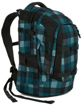 ergobag Satch Pack Blue Bytes