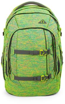 ergobag Satch Pack Green Hype