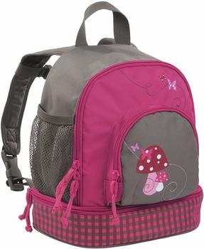 laessig-4kids-mini-backpack-mushroom-magenta