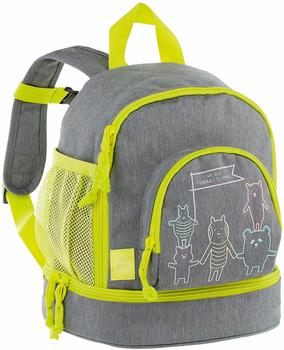 Lässig 4Kids Mini Backpack About Friends Grey