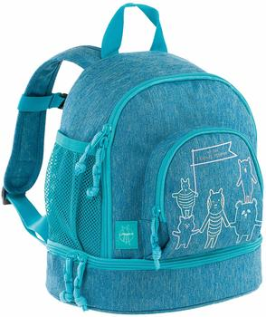 Lässig 4Kids Mini Backpack About Friends Blue Melange
