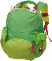 Sigikid Kindergarten-Rucksack Frosch (24920)