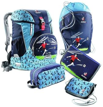 Deuter OneTwo Set - Sneaker Bag navy soccer
