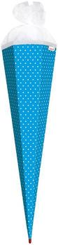 ROTH Punkte 85cm hellblau (668564)