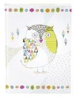 Goldbuch Notizbuch A5 Mosaic Owl