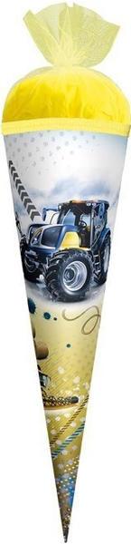ROTH Traktor gelb 35cm (673646)