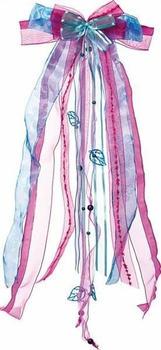 Nestler Schleife mit Perlen 23x50cm (2027)