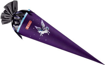 Step By Step Schultüte Pegasus Purple