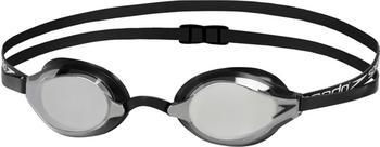 Speedo Speedsocket 2 Mirror Googles black/silver