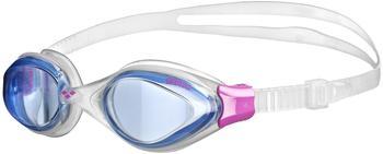 Arena Schwimmbrille Fluid white/fuchia