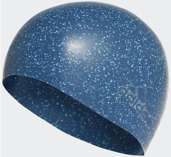 Adidas Textured Swim Cap core blue