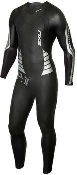 2XU Men P:1 Propel Wetsuit black/silver