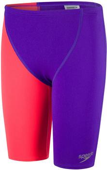 speedo-fastskin-endurcane-high-waisted-jammers-boys-purple-red