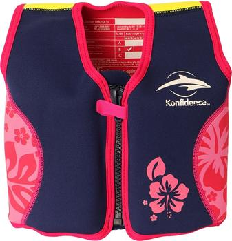 Konfidence Swimming Aid pink/blue