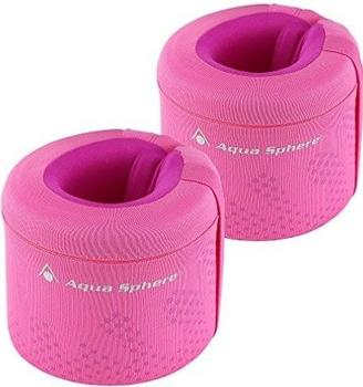 Aqua Sphere Arm Floats pink/purple