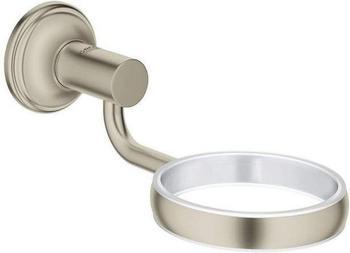 GROHE Essentials Authentic Halter nickel gebürstet (40652EN1)