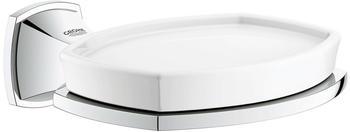 GROHE Grandera Soap Dish Chrome