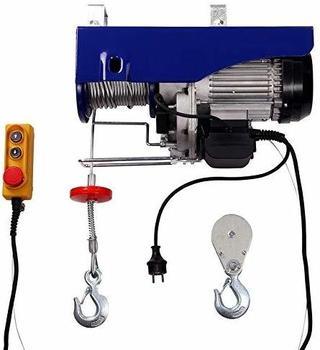TradeDrive mini Tragkraft 500 kg/1000 kg 12 m/6 m 230 V
