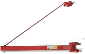 vidaXL Hubgerüst 600 kg (141281)