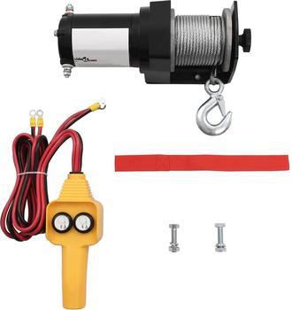 vidaXL 12 V 907 kg Kabel-Fernbedienung