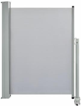 VidaXL Seitenmarkise 100x300cm grau