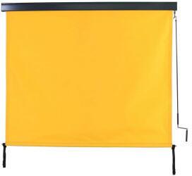 Mendler Vertikalmarkise 250x180cm gelb (76495)