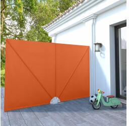 vidaXL Terrassen-Seitenfächer 300x200cm terracotta-rot (44573)