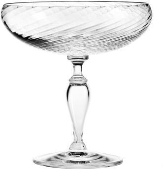 Holmegaard Regina Champagnerglas 35cl