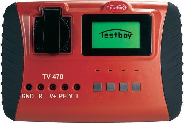 Testboy TV 470