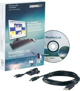 Davis Software & Datalogger Wetterlink USB