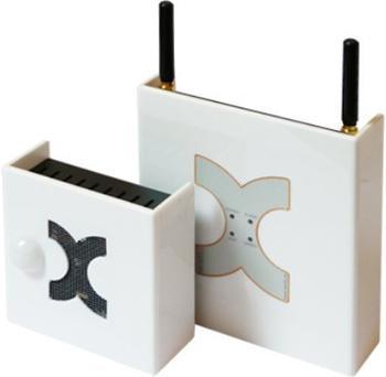 Kentix KomplettSet-1-PRO weiß