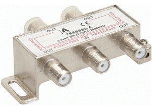 EFB Elektronik EcoLAN LWL Frontblende 8 x SC-simplex 10´´/1HE
