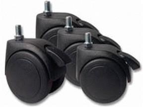 EFB Elektronik EcoLAN Rollenset 80mm mit Feststeller