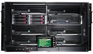 Hewlett-Packard HP BLc3000 (437502-B22)
